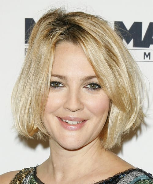 Drew Barrymore  / image: thehairstyle.com