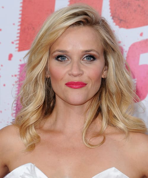 Reese Witherspoon  / image: thehairstyle.com